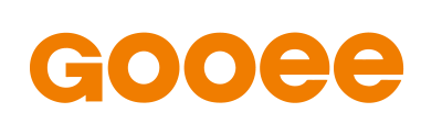 The logo of Gooee - Customer of Nabto