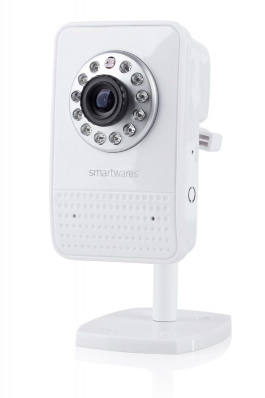 Image of an IP camera from Smartwares
