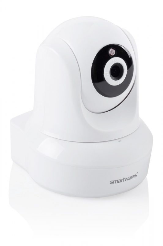 Image of an IP camera by Homewizard