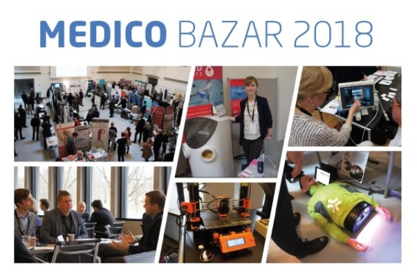 collection of Images from the Medico Bazar 2018