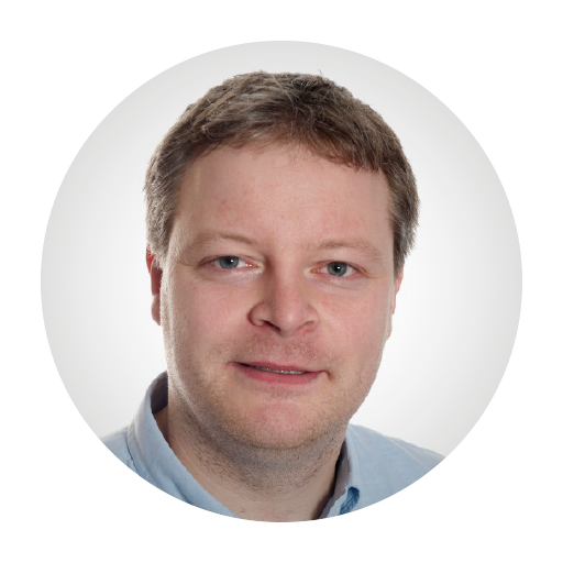 Image of Martin Jensen, Development Manager at LS Control