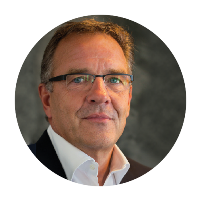 Image of Lars Juul-Olsen, CEO of TechSolutions