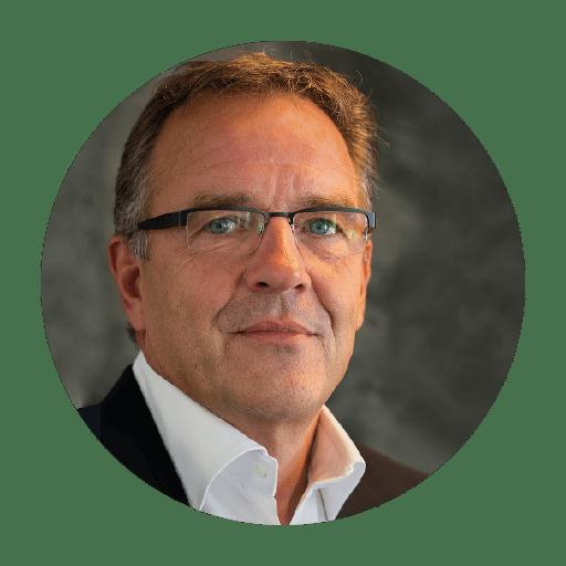 Image of Lars Juul-Olsen, CEO of TechSolutions