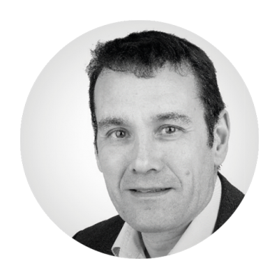 Image of Mike Jones, Technology and IoT Director at Aurora Lighting Group