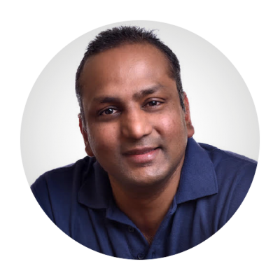 Image of the CTO of Y-cam Solutions, Jey Jeyasingam, customer of Nabto