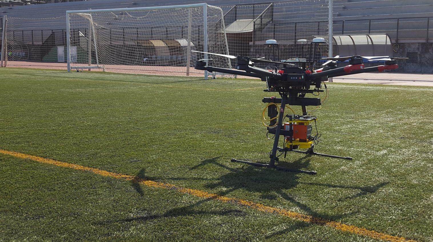 IoT in drones