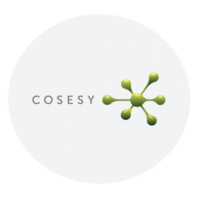 The logo of Cosesy