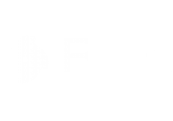 Logo of RAK in white