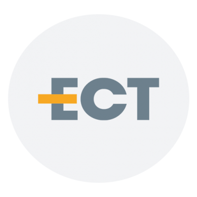 Logo of ECT, partner of Nabto