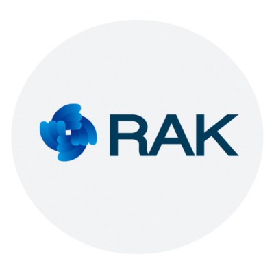 Logo of RAK, partner of Nabto