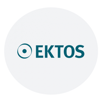 Logo of EKTOS, partner of Nabto