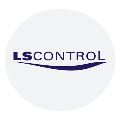 Logo of LS Control, partner of Nabto