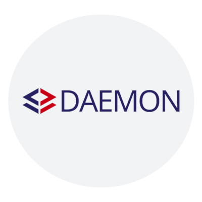 Logo of Nabto's partner Daemon