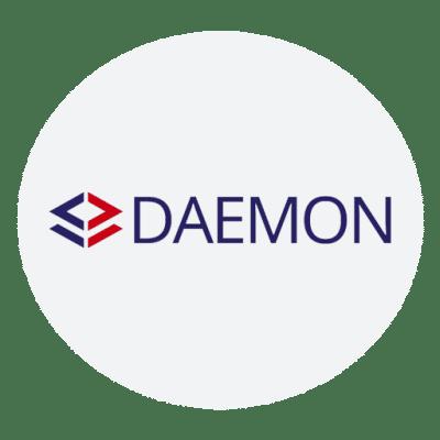 Logo of Nabto's partner Daemon