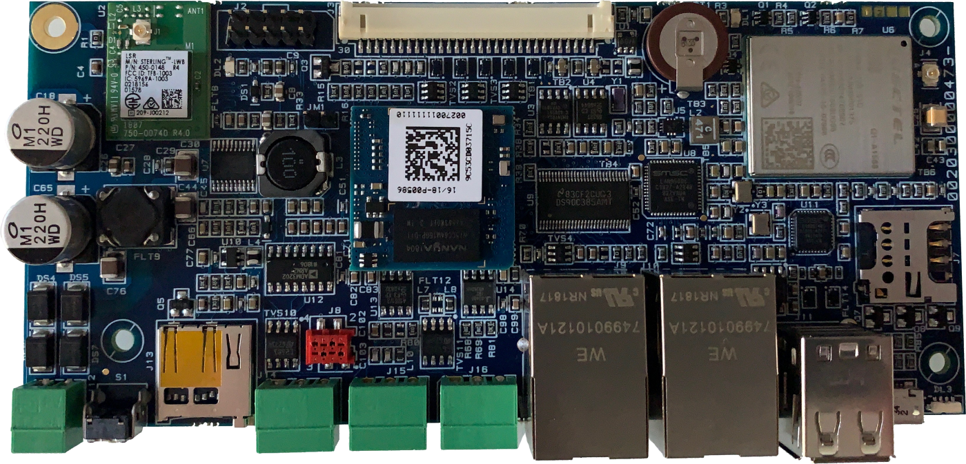 Image of the nXmicro+