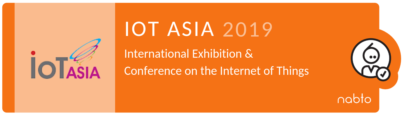 Title for IoT Asia 2019
