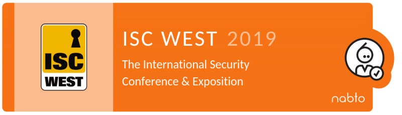 News title of ISC WEST 2019