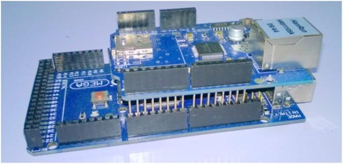 ArduinoMega-EthernetShield