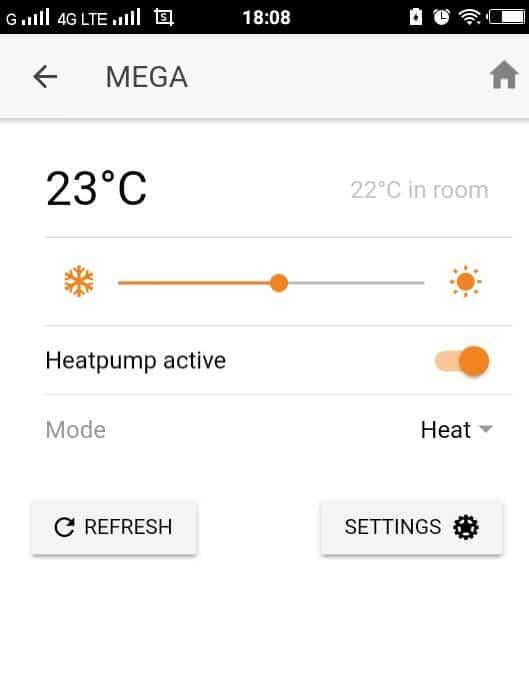 ArduinoMega-Heatpump