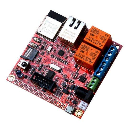esp 32 circuit